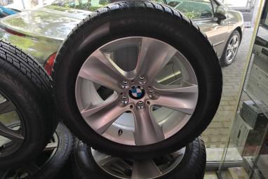 5x120 Gyári BMW  alufelni Dunlop Winter Sport téligumival 17