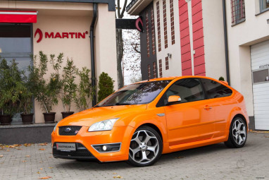 FORD FOCUS 2.5 turbo ST FULL FULL + Magyar !!