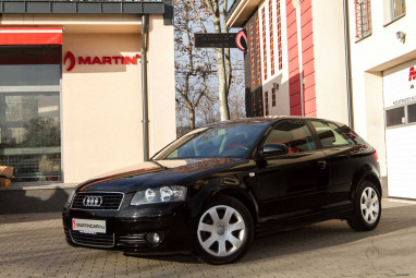 AUDI A3 2.0 PD TDI Attraction S-Line + Exclusive belső !!