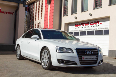 AUDI A8 3.0 V6 TDI DPF quattro Tiptronic Maximum Full Extra !!