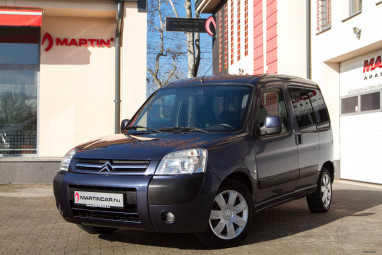 CITROEN BERLINGO 1.6 HDi Multispace Plus ABS 90 Le-s + Magyar !!