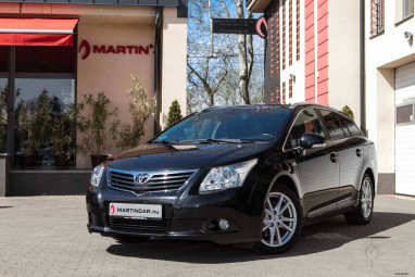 TOYOTA AVENSIS Wagon 2.2 D-4D Executive (Automata) Maximum FULL Extra !!