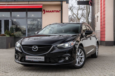 MAZDA 6 Sport 2.2 CD150 Revolution Full Service!++