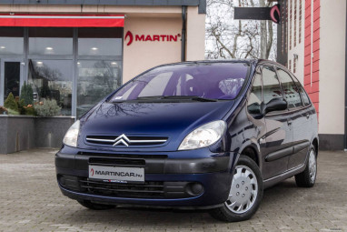 CITROEN XSARA PICASSO 1.6 Exclusive Oriental Blue Metalic !!