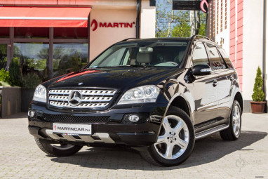 MERCEDES-BENZ ML-OSZTÁLY ML 280 CDI (Automata) Almond Beige + Full Service !!