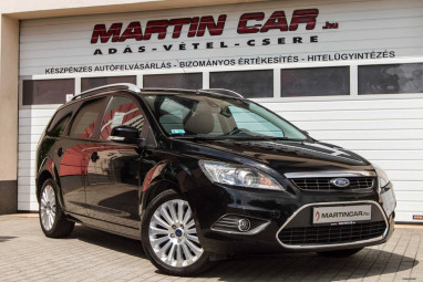 FORD FOCUS 2.0i Titanium PLUS Full Extra
