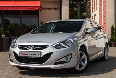HYUNDAI I40 1.7 CRDi LP Life Sleek Silver Edition!!