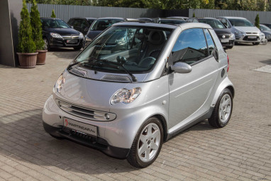 SMART FORTWO 0.8 CDI& Passion Softouch Luxory Edition!!