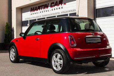 MINI MINI ONE 1.6 ++ Power Red edition ++