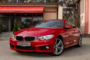BMW 435xd M Sport (Automata) Melbourne RED