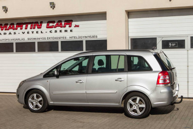 OPEL ZAFIRA B 1.7 CDTI Enjoy Silver Lake Edition!!