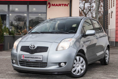 TOYOTA YARIS 1.3 Sol Plus Ice FULL Toyota Service!!