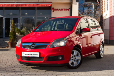 OPEL ZAFIRA B 1.9 DTI Elegance (Automata) Power RED Edition !!