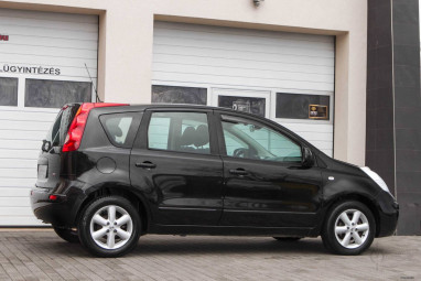 NISSAN NOTE 1.4 Acenta KEY LESS GO + FULL Extra !!