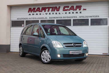 OPEL MERIVA A 1.6 16V Enjoy ++ XENON + Sea Green Edition !