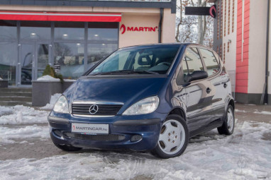 MERCEDES-BENZ A 170 CDI Avantgarde ++ Nautical Blue !!