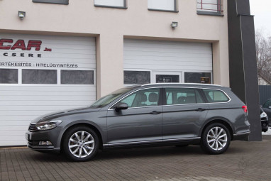 VOLKSWAGEN PASSAT VIII Variant 2.0 TDI Highline BMT DSG Marrakesh Brown + Urano Grey