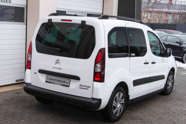 CITROEN BERLINGO 1.6 HDi Collection Polar White Edition!!