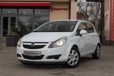 OPEL CORSA D 1.2 Enjoy Summit White + Full SERVICE!!