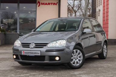 VOLKSWAGEN GOLF V 1.9 PD TDI Comfortline Platinum Gray Edition!!