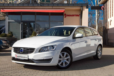 VOLVO V60 2.0 D [D3] Polar White Edition ++ 80 Ekm !!