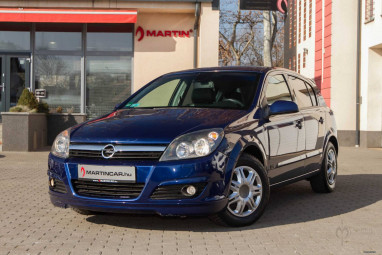 OPEL ASTRA H 1.6 Sport Ultra Blue OPC Edition!!