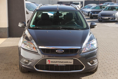FORD FOCUS 2.0 Titanium Steel Gray Edition++