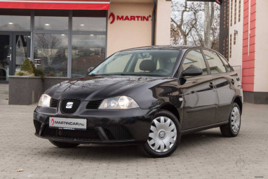SEAT IBIZA 1.2 12V Reference Phantom Black Edition + Szervizkönyv!!
