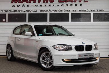 BMW 118d Alpine White + FULL Service!!