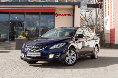 MAZDA 6 Sport 2.0i TE Plus Aurora Blue Edition!!