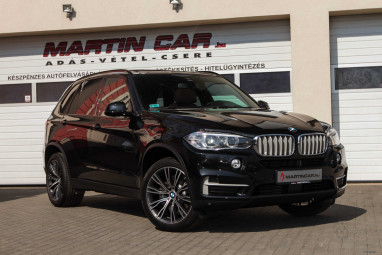 BMW X5 xDrive35i (Automata) 5e KM + Carbon Black Edition!!