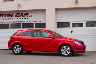 OPEL ASTRA H 1.6 GTC Sport POWER RED Edition ++