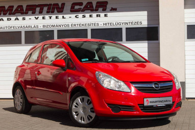 OPEL CORSA D 1.2 Enjoy Power Red Edition!!