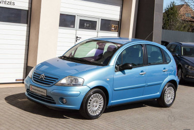 CITROEN C3 1.4 HDi SX 2002 EXCLUSIVE Belle Ile Blue ++