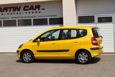 HONDA JAZZ 1.2 S My. 2005 Yellow Limited Edition ++