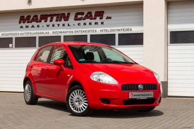 FIAT GRANDE PUNTO 1.2 8V Active Power Red Edition