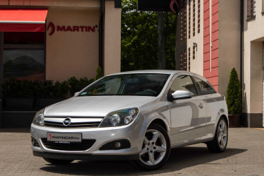 OPEL ASTRA H 1.8 GTC Sport Dynamic Orange Design + Szervizkönyv!!
