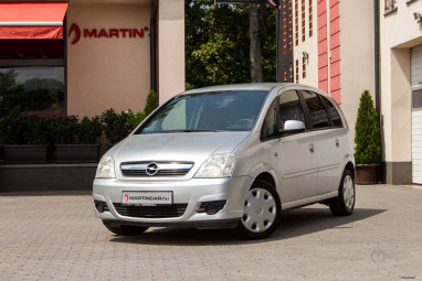 OPEL MERIVA 1.4 Enjoy Silver Lake Plus Edition