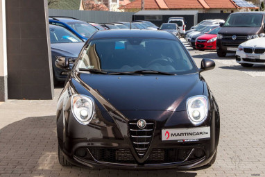 ALFA ROMEO MITO 1.3 JTDm Progression ++ ETNA DEEP BLACK