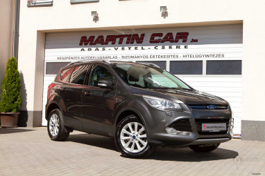 FORD KUGA 2.0 TDCi Titanium Technology Powershift 4WD Mint az ÚJ !! Full Extra