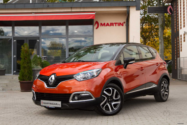 RENAULT CAPTUR 1.5 dCi Energy Intens S&S Attacama ORANGE ++