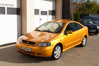 OPEL ASTRA G Coupe 1.8 16V Bertone ++ Brilliant Orange metalic ++
