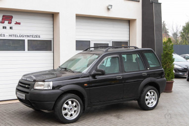 LAND ROVER FREELANDER Freeer 1.8i GS Panoráma + Almond Grained Leather!!