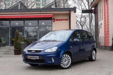 FORD C-MAX 1.8 Titanium PANORÁMA + Ultra Blue Limited Edition++