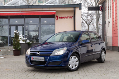 OPEL ASTRA H 1.6 Enjoy Deep Blue Edition + Szervizkönyv !!