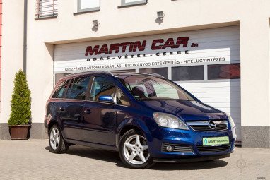 OPEL ZAFIRA B 1.9 DTI Essentia (Automata) POWER Blue Edition + Szervizkönyv !!