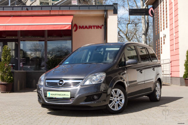 OPEL ZAFIRA B 1.8 Cosmo Technical Grey Metalic EDITION +++