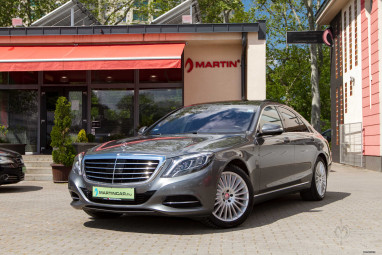 MERCEDES-BENZ S 350 BlueTEC d 9G-TRONIC ++ SELENITE grey Edition ++