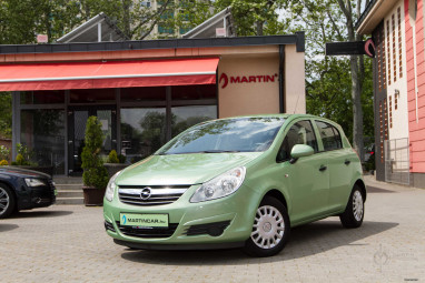 OPEL CORSA D 1.0 Essentia Spirit Green Metalic ++ Full Servíz !!