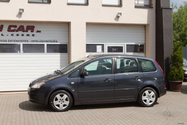 FORD C-MAX 1.8 Ghia Technical Grey Edition + Igazolt 150 E.Km !!